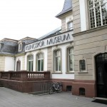 Das Museum in unmöglicher Perspektive